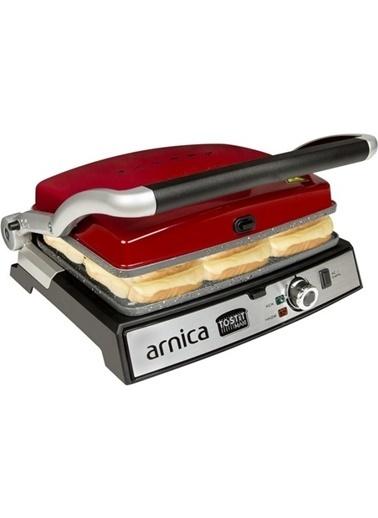 Arnica Tost Makinesi Kırmızı